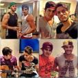 Lucas Lucco e Luan Santana são amigos de longa data