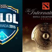 "Campeonatos de ""League Of Legends"" e ""Dota 2"": saiba como foi a final do CBOL e International 5"