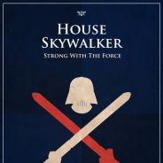 """De """"Game of Thrones"""": artista cria """"casas"""" inspiradas em personagens da cultura pop!"""