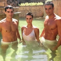 """De """"Os Dez Mandamentos"""", Sérgio Marone e Camila Rodrigues estarão em estreia de Xuxa na Record!"""