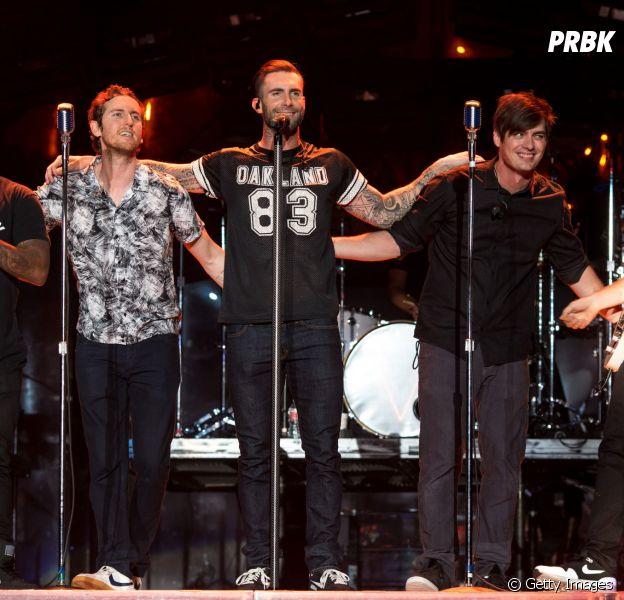 Jornalista confirma nova data para show do Maroon 5 no Brasil!