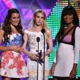 "No Teen Choice Awards 2015, o elenco de ""Scream Queens"" foi representado por Lea Michele, Emma Roberts e Keke Palmer"