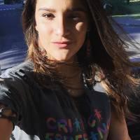 """Giulia Costa, de """"Malhação"""", sempre sonhou em ser atriz: """"Desde pequena eu falava pra minha mãe"""""""