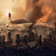 """De """"Jogos Vorazes: A Esperança - O Final"""": Katniss e aliados aparecem em novo banner incrível. Veja!"""
