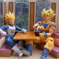 """Comida de """"Dragon Ball Z"""": veja uma galeria de lanches dignos de um Super Sayajin"""