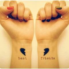 16 tatuagens de amizade para fazer com seus BFF's e deixar a parceria marcada para sempre na pele!
