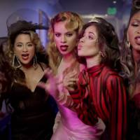"Fifth Harmony lança clipe do hit ""I'm In Love With a Monster"" do filme ""Hotel Transylvania 2"""