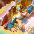 """Personagem R. Mika vai deixar """"Street Fighter V"""" um pouco mais colorido"""