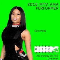 Nicki Minaj, após polêmica, vai abrir o VMA 2015 com uma apresentação cheia de hits!