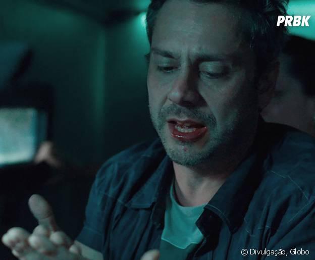 """Romero (Alexandre Nero) dá uma de bom samaritano em """"A Regra do Jogo"""""""