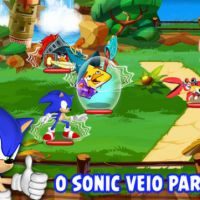"""Sonic está disponível no RPG mobile """"Angry Birds Epic"""", da Rovio, como personagem jogável!"""