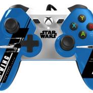 """Xbox One e """"Star Wars VII"""": controles oficiais com tema de """"O Despertar da Força"""" são lançados"""