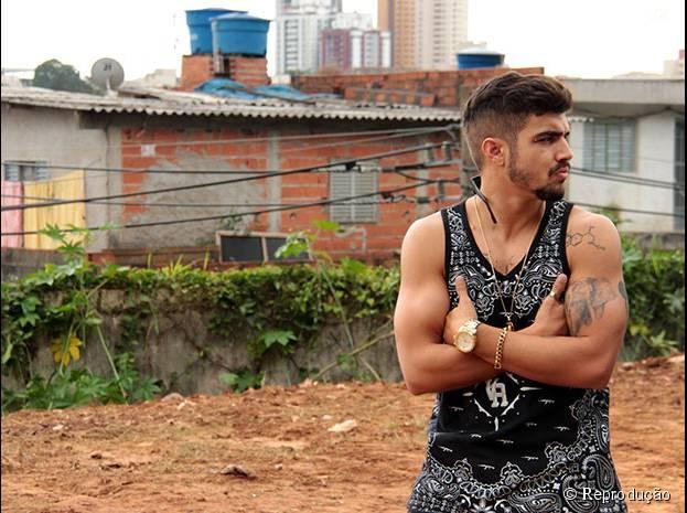 """Caio Castro faz o vilão Grego de """"I Love Paraisópolis"""""""