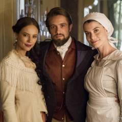 """Novela """"Além do Tempo"""": Lívia (Alinne Moraes), Melissa e Felipe morrem em chegada da nova fase!"""