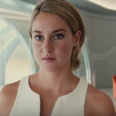 """De """"Convergente"""": Tris (Shailene Woodley) aparece mais incrível do que nunca em 1º teaser. Assista!"""