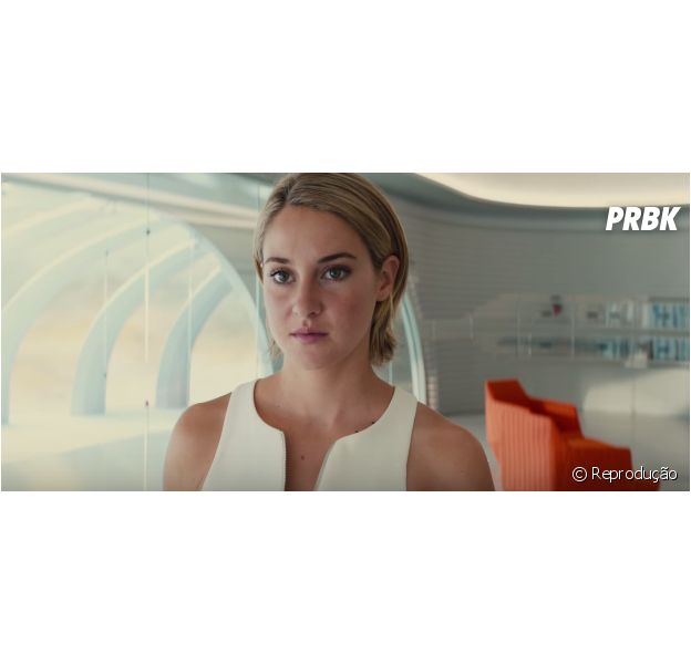 """""""A Série Divergente: Convergente"""" acaba de ganhar o seu primeiro teaser trailer"""
