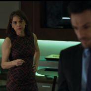 """Novela """"Verdades Secretas"""": Alex (Rodrigo Lombardi) volta a humilhar Carolina: """"Tá com mau hálito"""""""