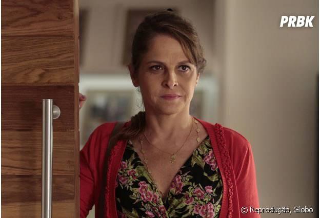 """Em """"Verdades Secretas"""", Carolina (Drica Moraes) se pergunta por que Alex (Rodrigo Lombardi) casou com ela"""