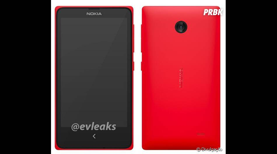 Seria esse o novo smartphone da Nokia?