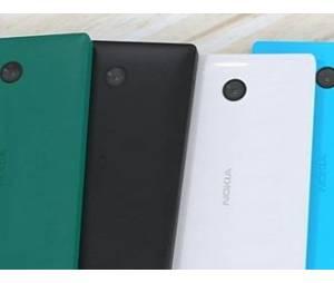 O novo smartphone da Nokia parece o Lumia?