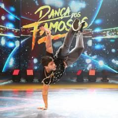 """Na """"Dança dos Famosos 2015"""": Arthur Aguiar é lider; Repescagem tem Flávio Canto e mais duas duplas"""