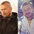 """Rodrigo Hilbert é quase um irmão gêmeo do bonitãoGlen Powell, o Chad Radwell de """"Scream Queens"""""""