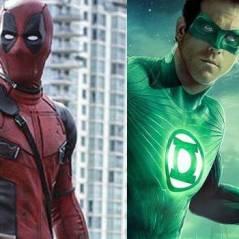 """Deadpool ou Lanterna Verde? Ryan Reynolds compara os dois super-heróis: """"Um pouco diferente"""""""