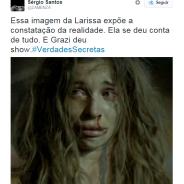 """Final """"Verdades Secretas"""": Larissa (Grazi Massafera) e Anthony ganham memes e fazem público pirar!"""