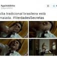 """Apesar do grande sucesso de """"Verdades Secretas"""", ainda tem gente muito preocupada com o que a tradicional família brasileira pode pensar, acreditam nisso?"""