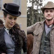 """Duelo """"Além do Tempo"""": Melissa (Paolla Oliveira) ou Pedro? Quem é o maior vilão da novela?"""