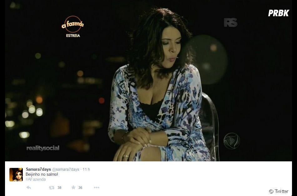 """Mara Maravilha, de """"A Fazenda 8"""", foi a peoa com mais memes nas redes sociais"""