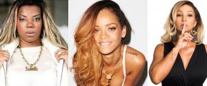 """Rihanna cantando com Ludmilla e Valesca? Dona do hit """"Hoje"""" faz proposta no Twitter e fãs piram!"""