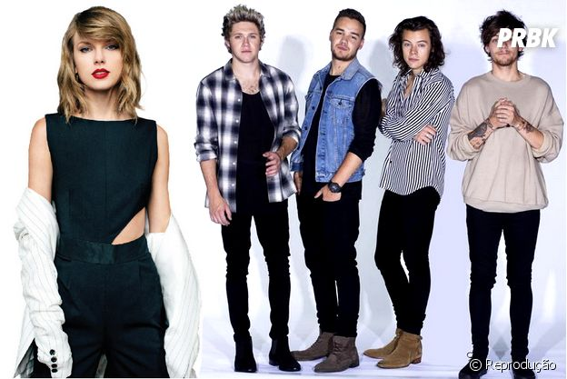 "Taylor Swift e One Direction deveriam selar a paz em show da ""1989 World Tour"""