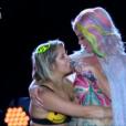 Katy Perry convidou a fã #Raiaiaia pra subir ao palco do Rock in Rio 2015