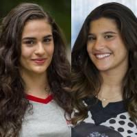 """Duelo """"Malhação"""": Lívian Aragão ou Giulia Costa? Quem é a solteira mais cobiçada do momento?"""