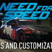 """Gameplay de """"Need For Speed"""" apresenta como será a customização de carros"""