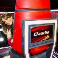 """Claudia Leitte, do """"The Voice Brasil"""", faz mistério sobre novo assistente: """"Tenho várias ideias"""""""