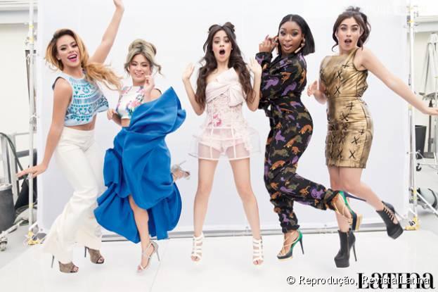 Meninas do Fifth Harmony se preparam para gravar o segundo CD
