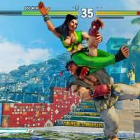 """Game """"Street Fighter V"""" terá lutadora Laura, a brasileira que é inédita no game e retorno de Zangief"""