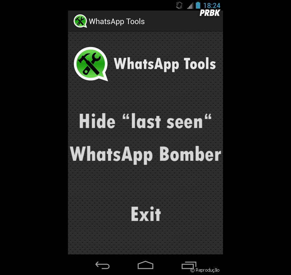 """O aplicativo W-Tools te ajuda a esconder o """"visto pela última vez"""""""