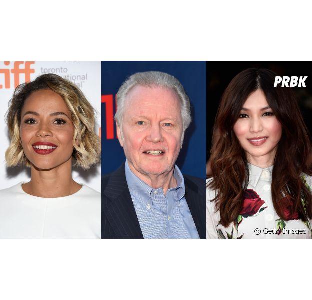 """Carmen Ejogo, Jon Voight e Gemma Chan estão escalados para """"Animais Fantásticos e Onde Habitam"""""""