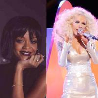 Duelo: Qual foi a melhor parceria, Rihanna e Eminem ou Lady Gaga e Christina Aguilera?!
