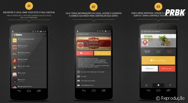Tippz é um dos aplicativos que você pode compartilhar com os seus amigos ou família