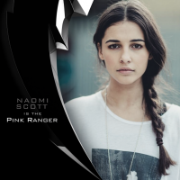 """Novo """"Power Rangers"""": Naomi Scott, de """"Perdido em Marte"""", é confirmada como a Ranger Rosa"""