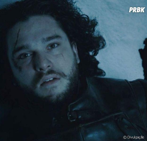 """Em """"Game of Thrones"""": Jon Snow (Kit Harington) volta ou não? Atores falam sobre isso na Comic-Con 2015!"""