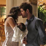 """Novela """"I Love Paraisópolis"""": Benjamin se declara para Mari: """"Você e Maria são as mais importantes"""""""