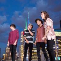 """One Direction comenta lançamento de álbum no mesmo dia que Justin Bieber: """"Já aconteceu antes"""""""