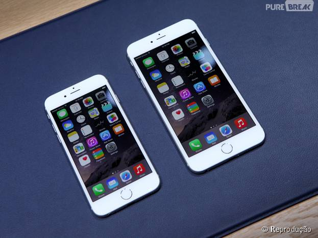 iPhones 6 e 6S Plus, da Apple, podem chegar no Brasil dia 13 de novembro!