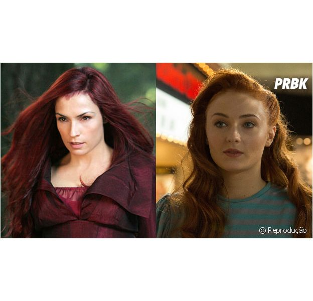 "Famke Janssen elogia Sophie Turner (""Game of Thrones""), a nova Jean Grey da franquia ""X-Men"""