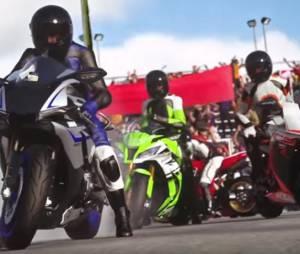 """Trailer da expansão standalone """"Driveclub Bikes"""", com foco em corridas de motocicletas"""